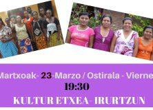 PROYETOS DE DESARROLLO (Programa 0,7 %)- Charlas