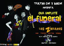 """Antzerkia: """"El Funeral"""""""