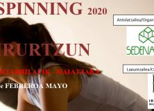 SPINNING (Otsailatik Maiatzara-2020)