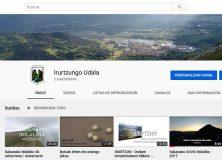 Canal YOUTUBE-IRURTZUNGO UDALA